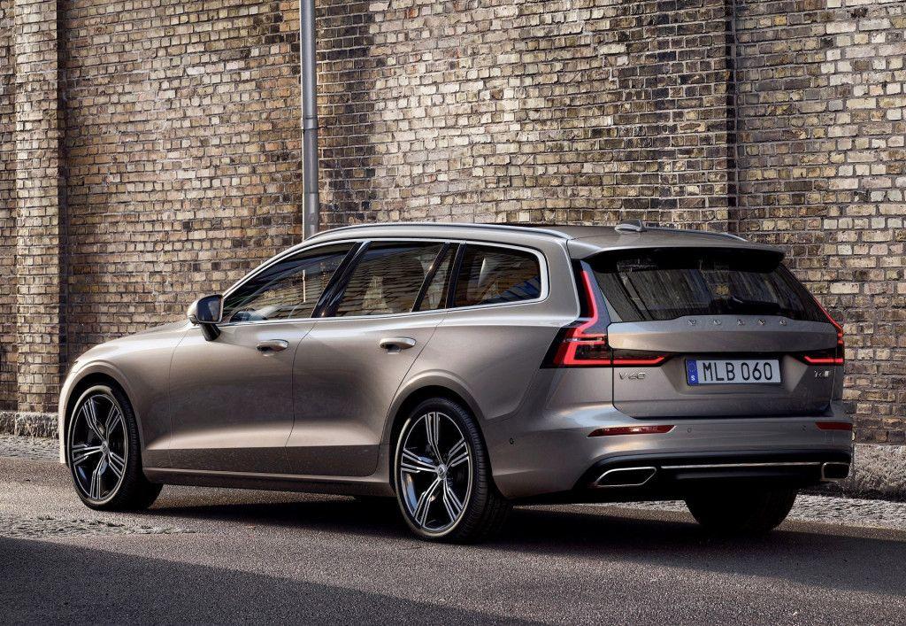 Vijf NCAP sterren voor Volvo S60 en V60 Volvo, Volvo