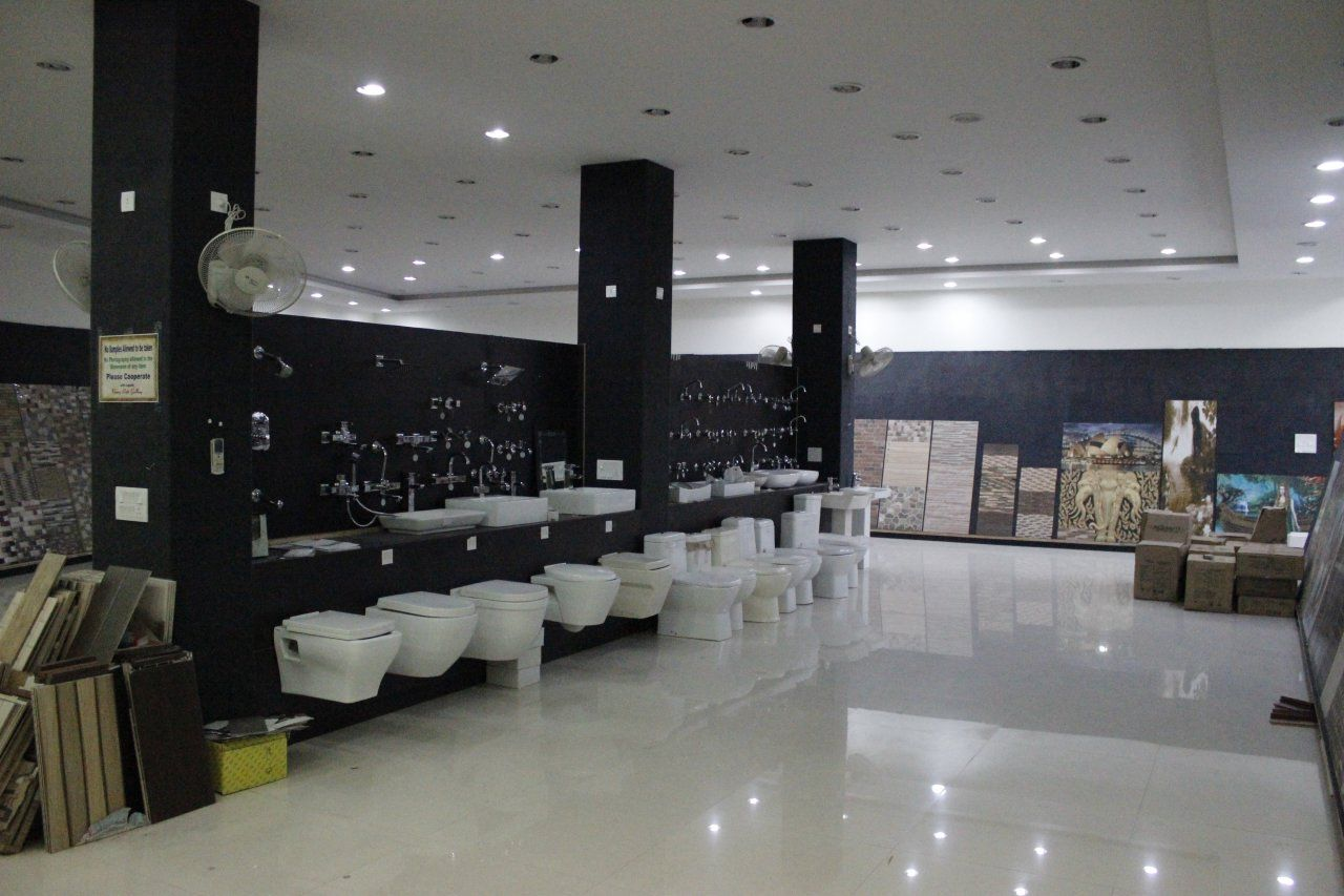 neeraj bath gallery tile and sanitary showroom google - Interior Design Tiles Showroom