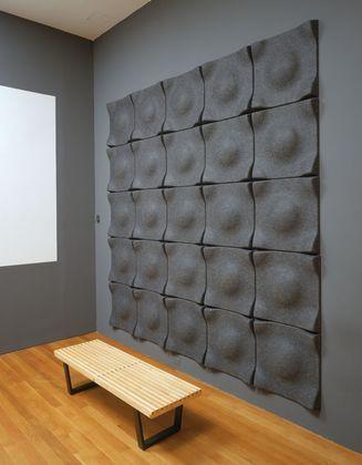 Referenzen Schallschutz Büro, Strukturierte Wände, Akustik Panel, Flur Wände,  Paneele, Wanddekoration