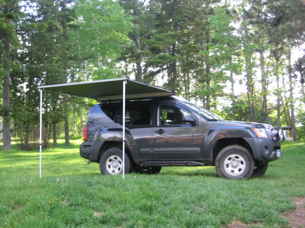 Camping Lab Awning Second Generation Nissan Xterra