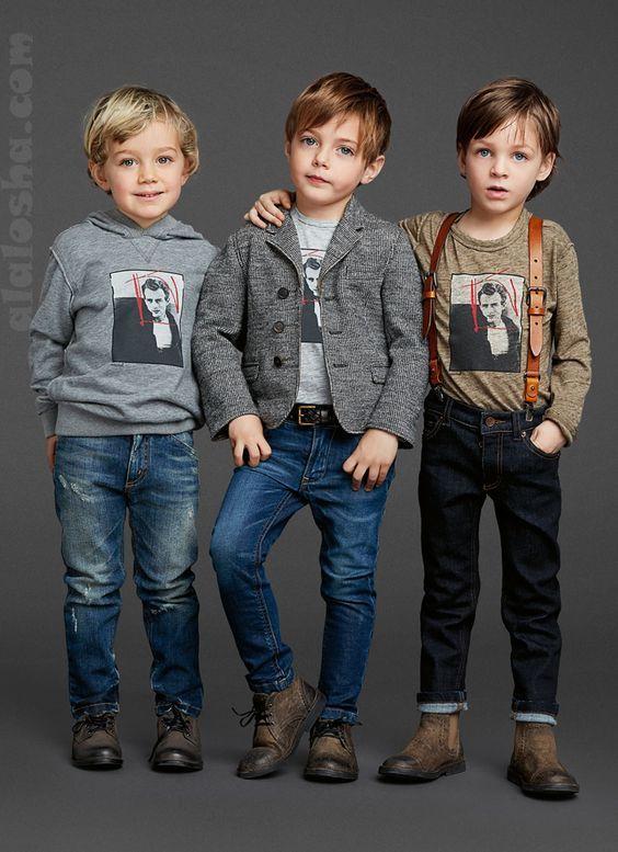 Детская мода 2019 образы, тенденции фото | Одежда для ...