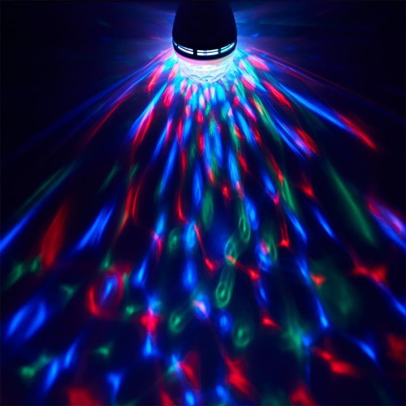 Pacote Duplo Lampada Led Para Discoteca A Sua Discoteca Pessoal E Privada Casa Solar Barato Iluminacao Jardim Led In 2019 Disco Party Lights Disco Light Bulb Disco Party
