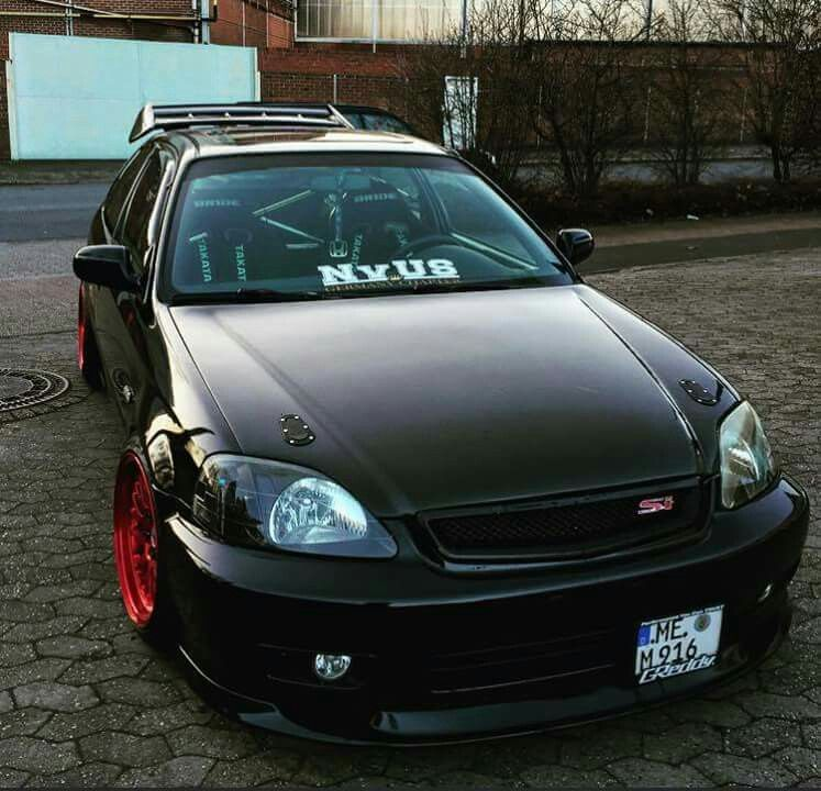 Honda Civic Hatchback, 2000 Honda