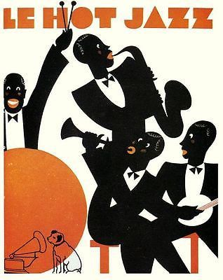 1920s hmv french jazz poster a3a2a1 print jazz 1920s hmv french jazz poster a3a2a1 by vintagepostershopuk gumiabroncs Image collections