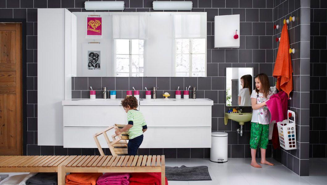 Casa De Banho Banheiro Ikea Decora 231 227 O Banheiro E