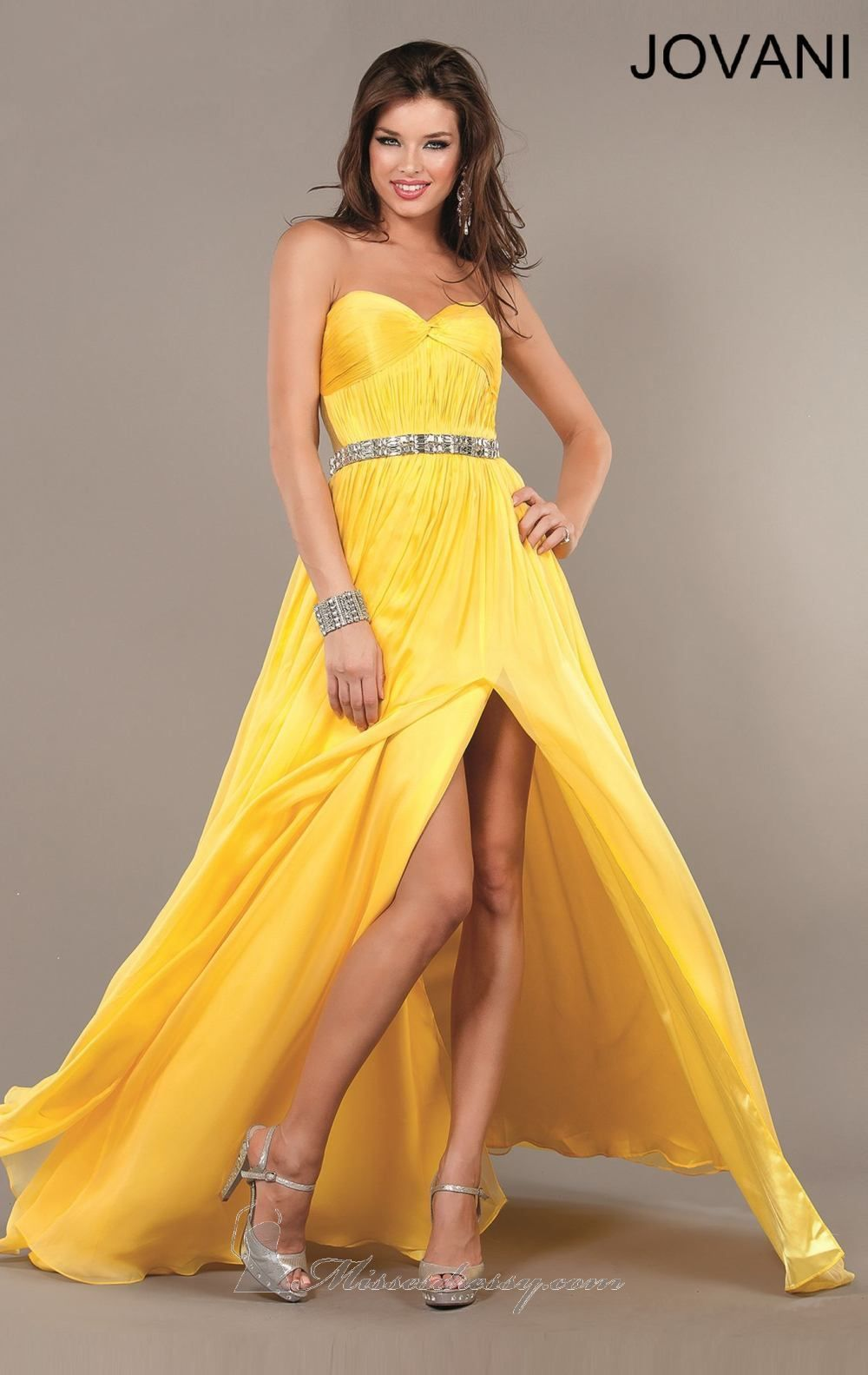 Strapless sweetheart dress by jovani prom evening dresses