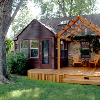 pergola peaked roof build cool stuff cute small houses small house design tiny house. Black Bedroom Furniture Sets. Home Design Ideas