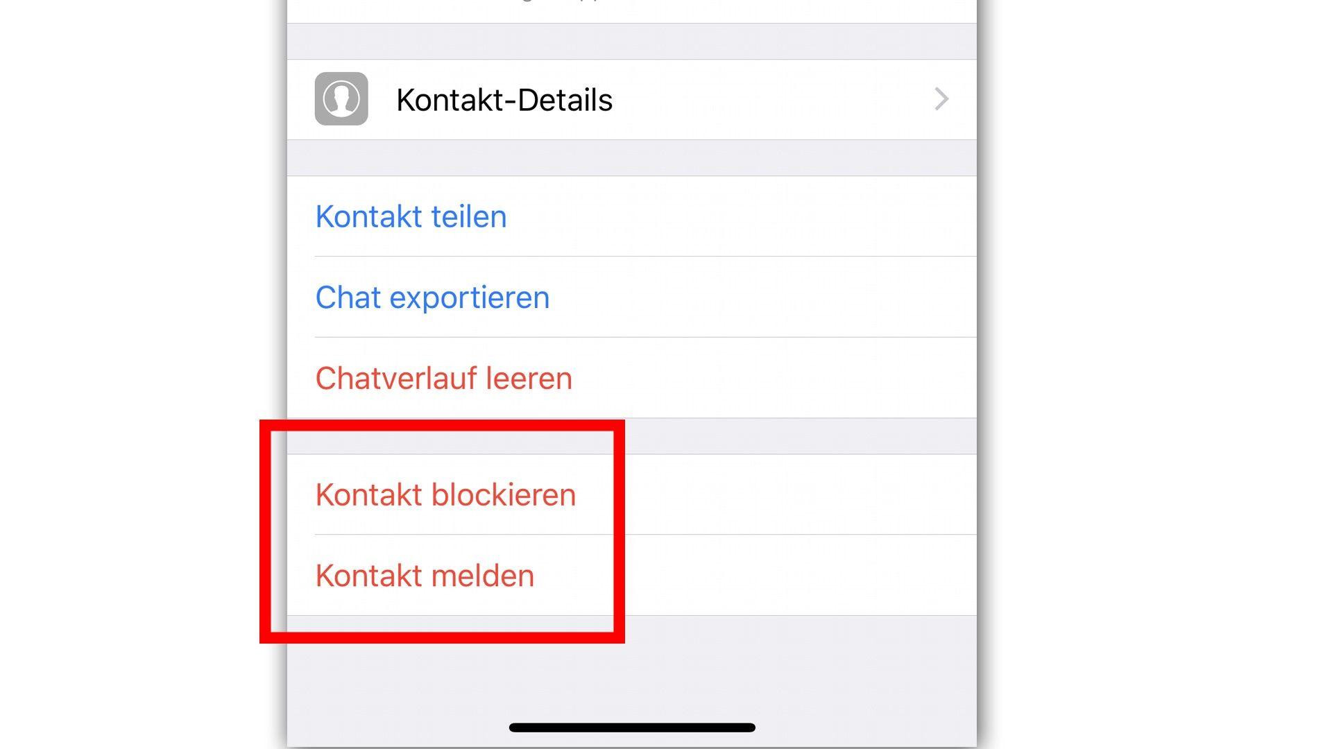 Whatsapp Blockiert Sehen