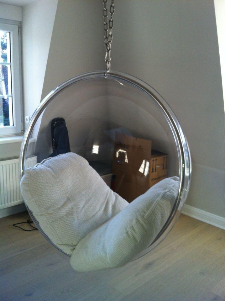 Bubble Chair 1 Jahr Alt Wegen Umzug Zu Verkaufen Hat Ein Ca Ein 10