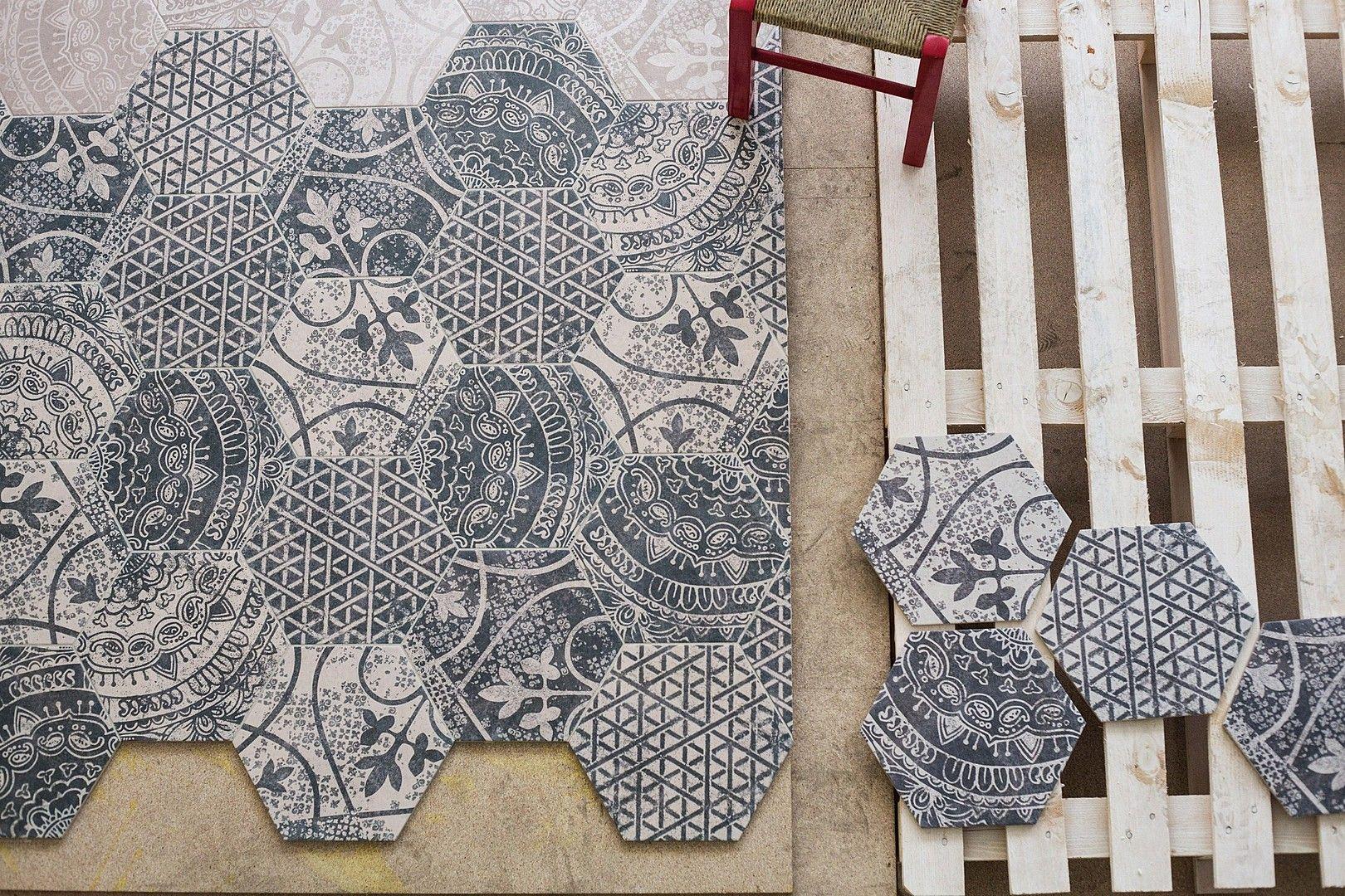 Коллекция Alchimia от Quintessenza Ceramiche (Италия)