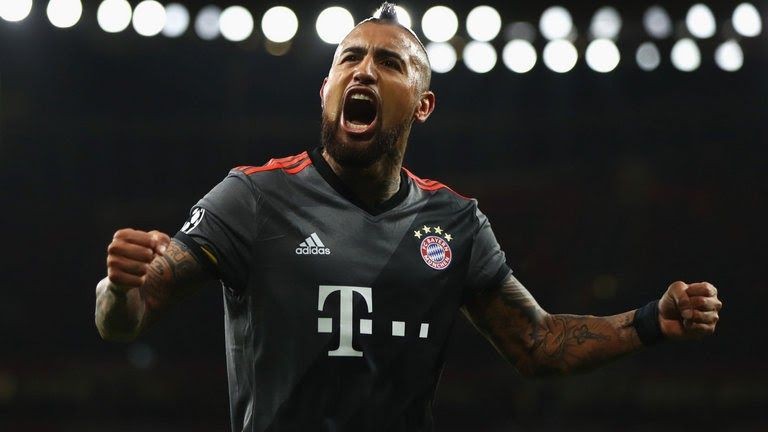 Manchester United Transfer News And Rumours Arturo Vidal Bryan Robson Calls For M In 2020 Manchester United Manchester United Transfer News Manchester United Players