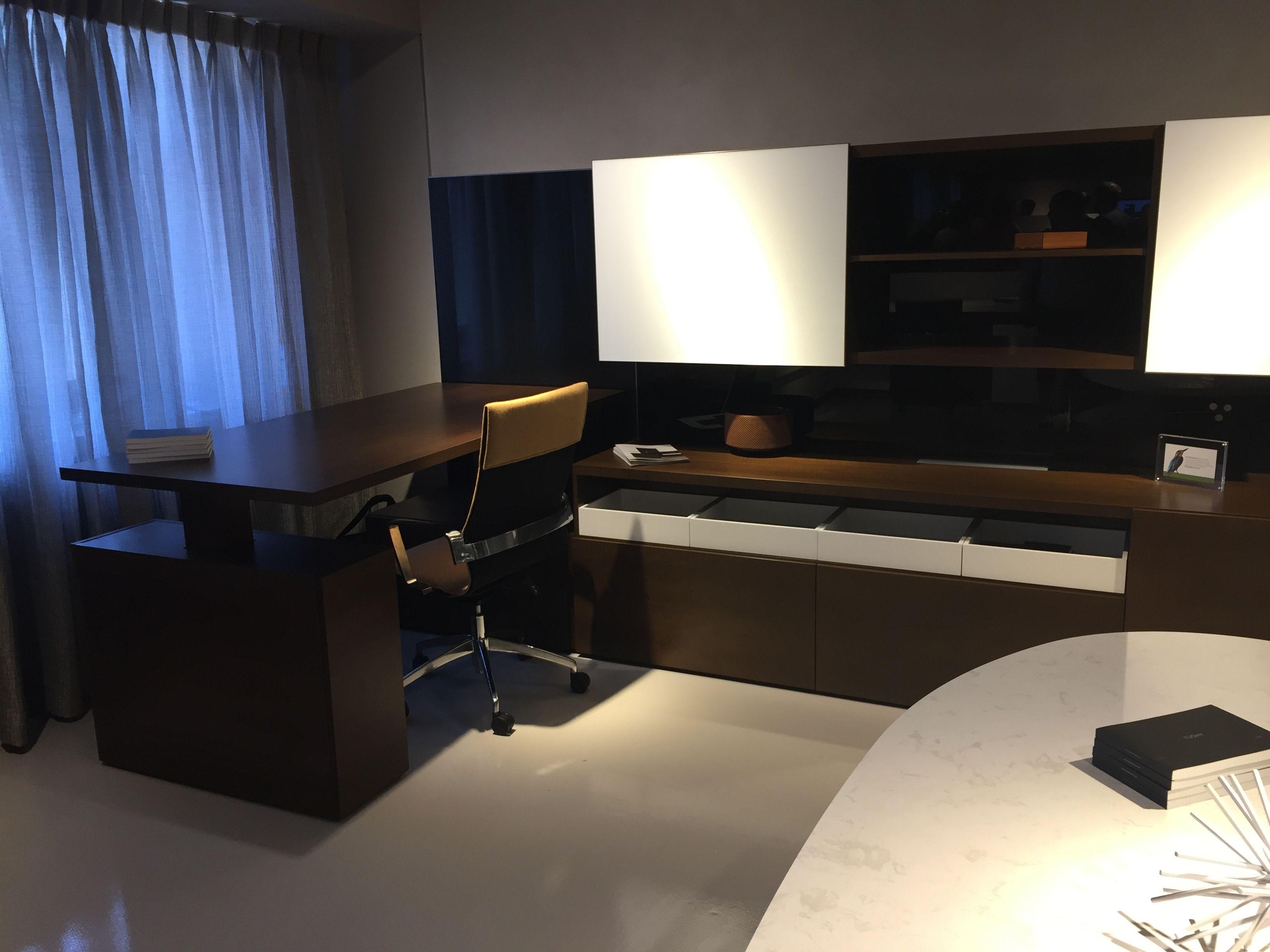 Tuohy NeoCon 2017 Executive Office Furniture