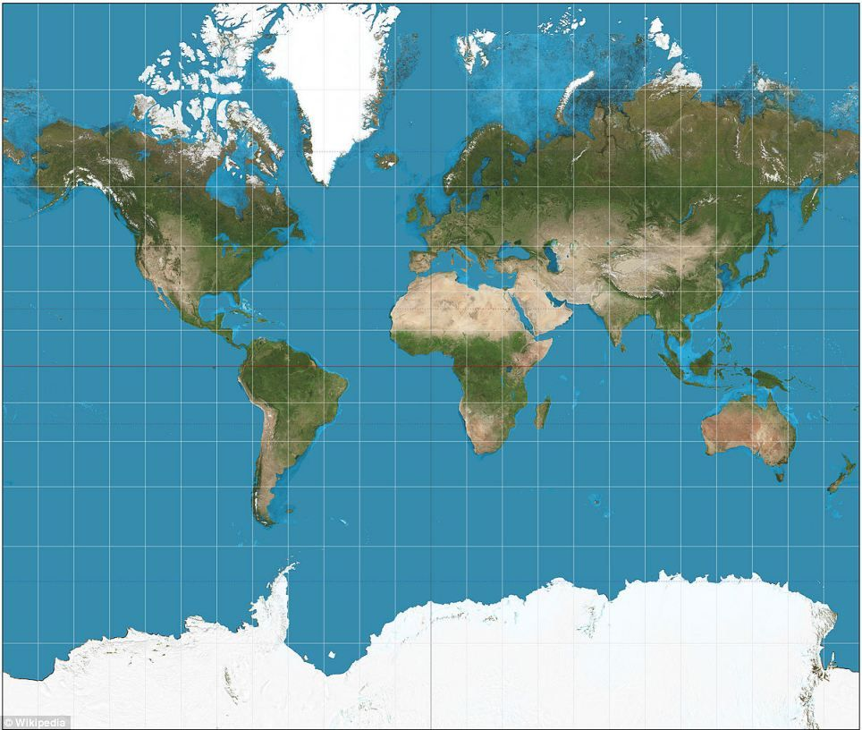 Graphic shows africa bigger than china india us and most of europe graphic shows africa bigger than china india us and most of europe world mapsbook gumiabroncs Gallery