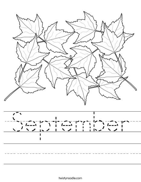 september 16 activities coloring pages - photo#23