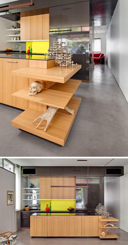 Shelving Design Idea Shelves That Wrap Around Corners Three