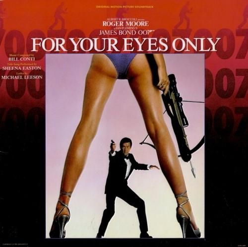 For Your Eyes Only - Bill Conti