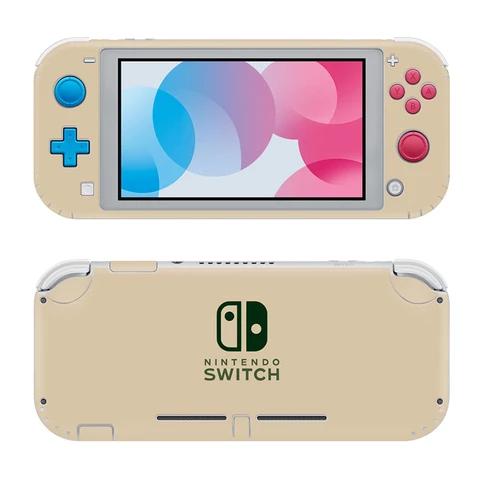 Beige Color Nintendo Switch Lite Skin Nintendo Switch Nintendo Beige Color