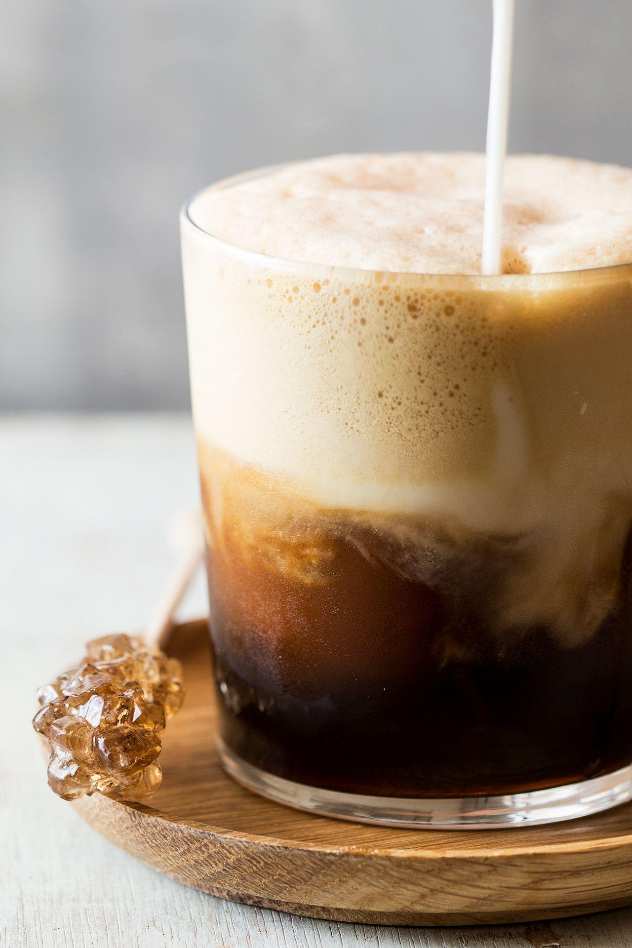 espresso and cappuccino freddo   recette   pinterest