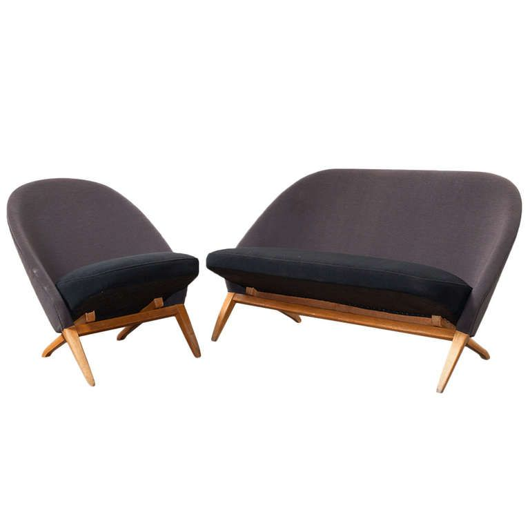Theo Ruth for Artifort Sofa Set