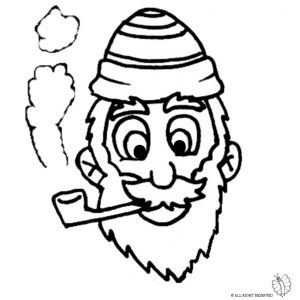 coloring pages anti smoking - photo#37