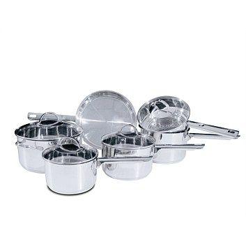 Cookware Pots Pans Frypans Woks Briscoes Hampton Mason