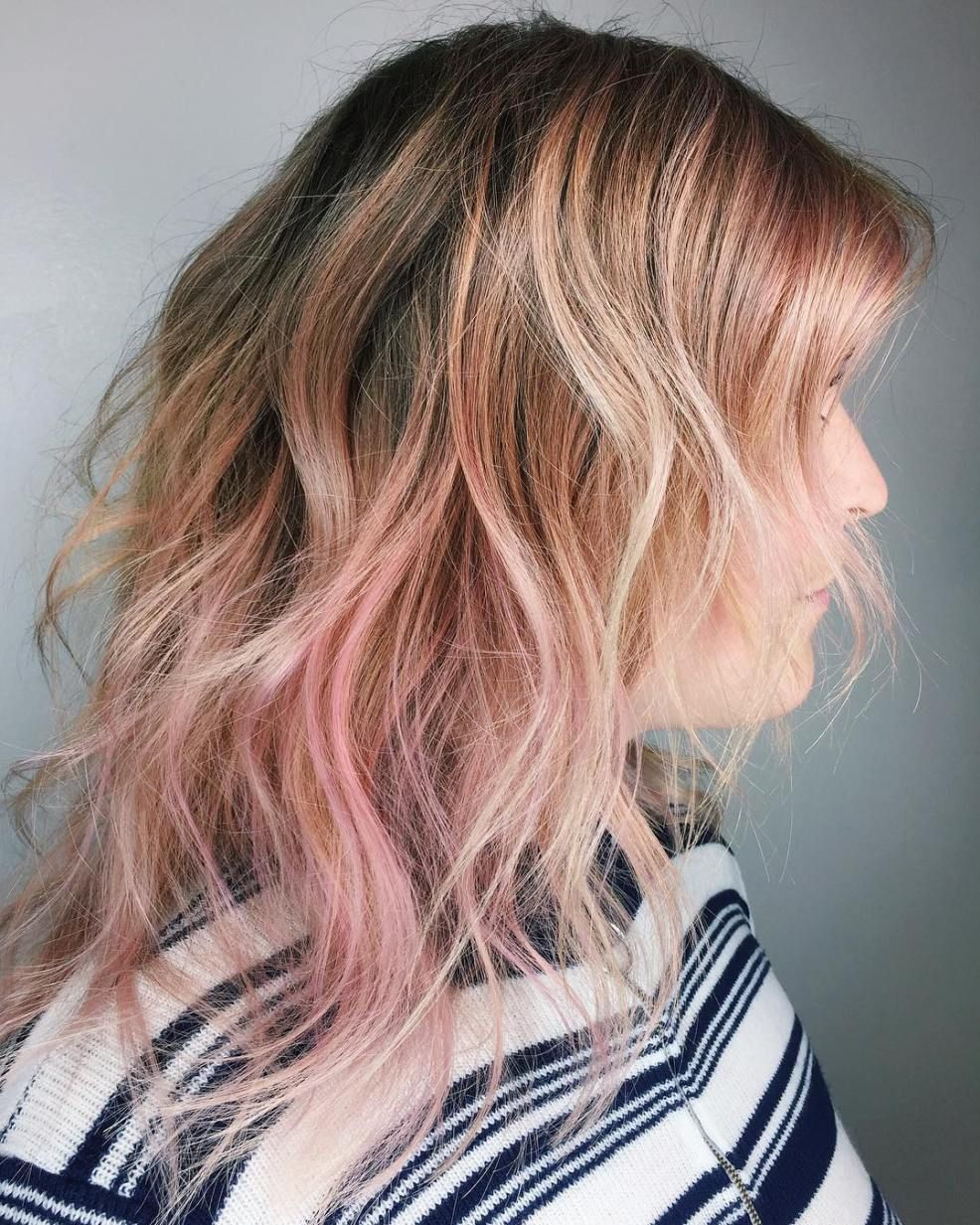 Here Are the Best Hair Colors for Pale Skin