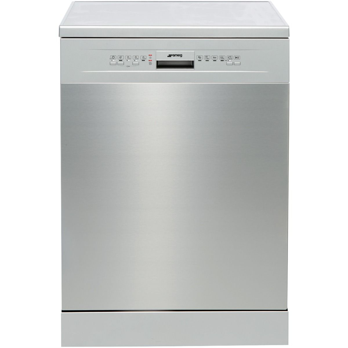 Smeg Dwa6214s Stainless Steel Freestanding Dishwasher At The Good Guys Countertop Dishwasher Freestanding Dishwashers Smeg