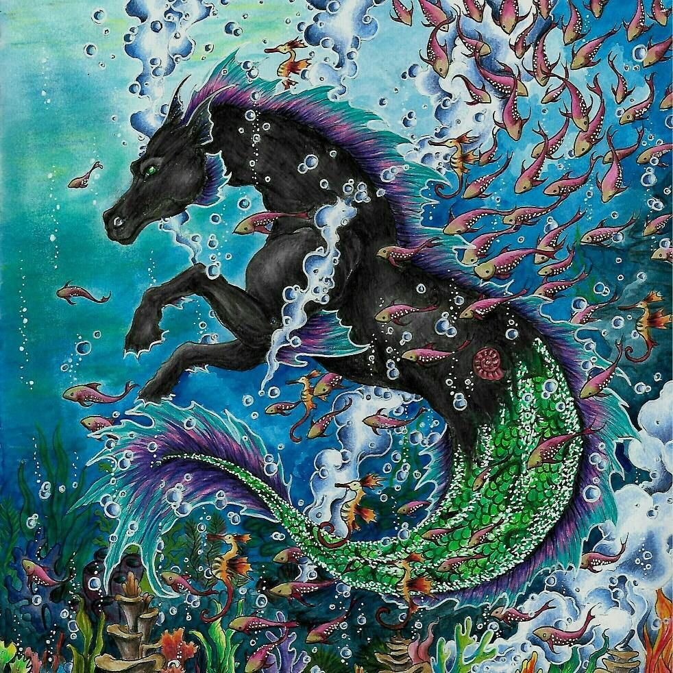 Mythomorphia Kerby Rosanes Kerbyrosanes Mythomorphia Coloring Book Art Coloring Books Color Pencil Art