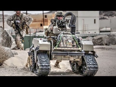 Russian Military Robot Uran 14 Robots To Replace Personnel In