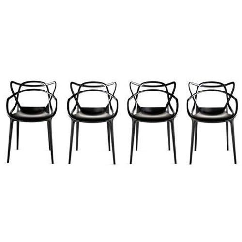 Chaise Masters Pack De 4 | Philippe Starck