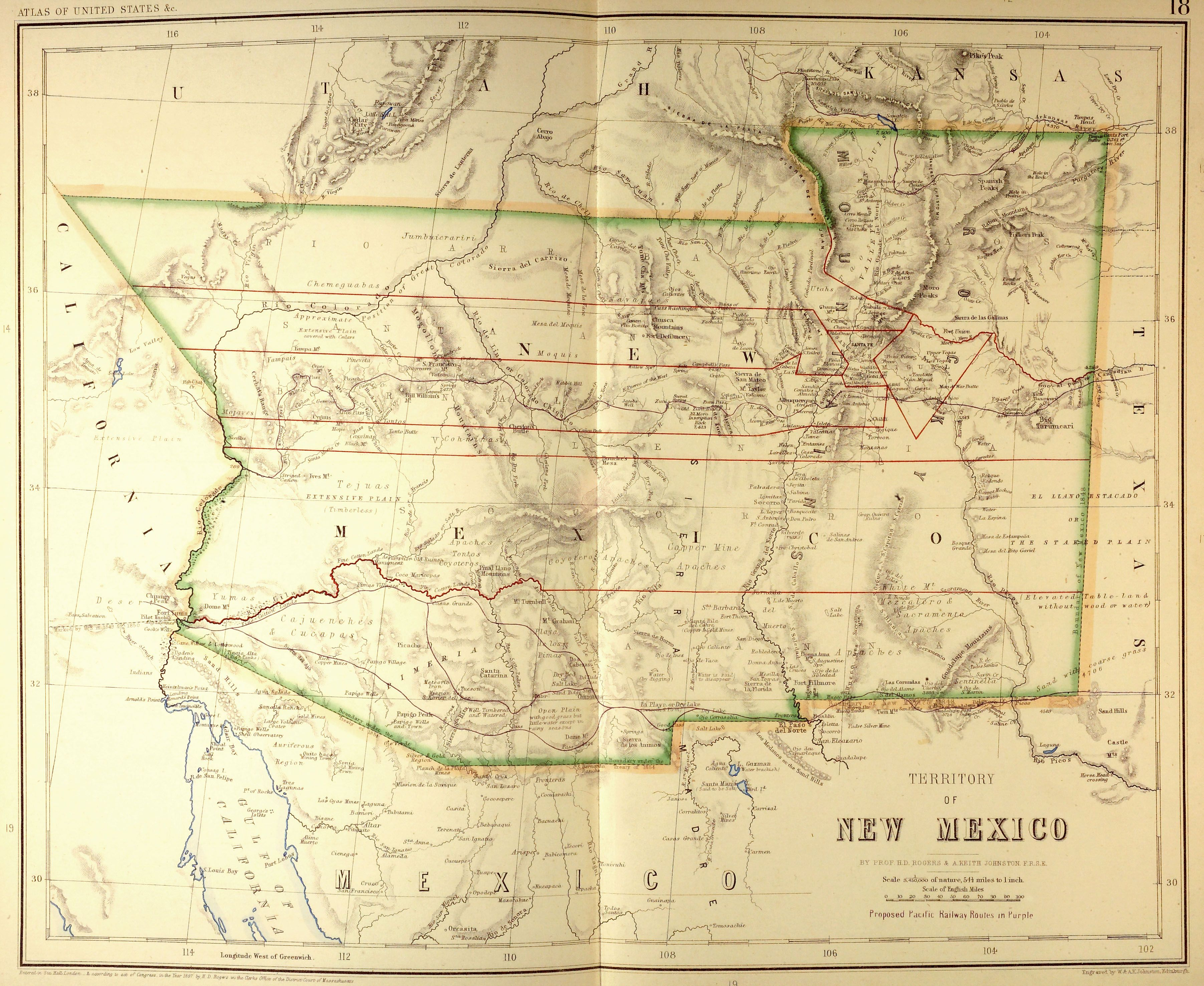 explore old maps news mexico and more