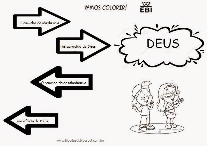 Blog Da Ebi O B E D I E N C I A Atividades Para Educacao