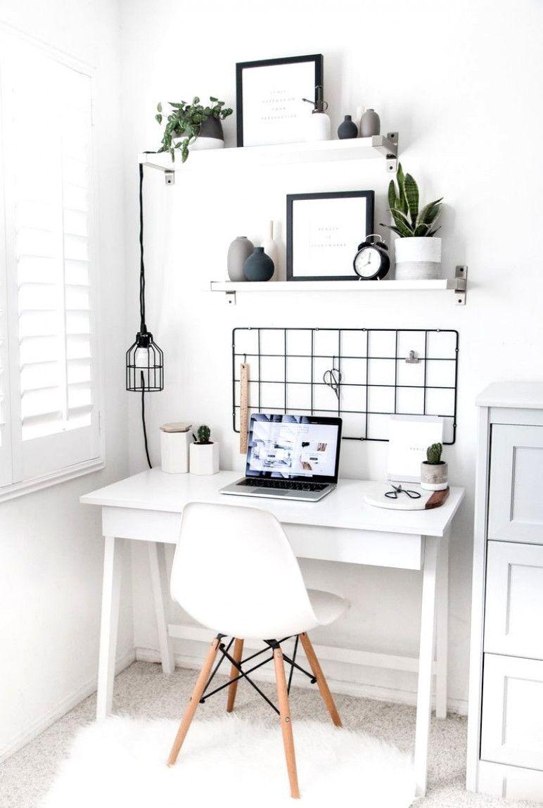 HomeInteriorDesign #HomeDecorBedroom #HomeOffice #DeskDecor ...