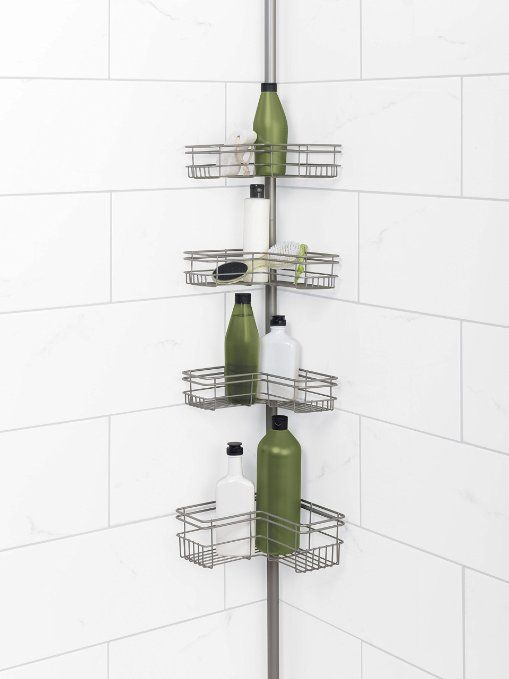 eee7178ef29d8252623a3ee94951de22 - Better Homes And Gardens Contoured Tension Pole Shower Caddy Instructions