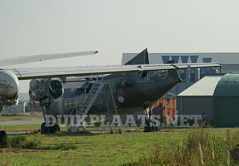 De romp van deze #Fokker F-27 wordt mogelijk een #duikobject in #Zeeland. Precieze info ontbreekt. Weet jij wellicht meer? #gerucht