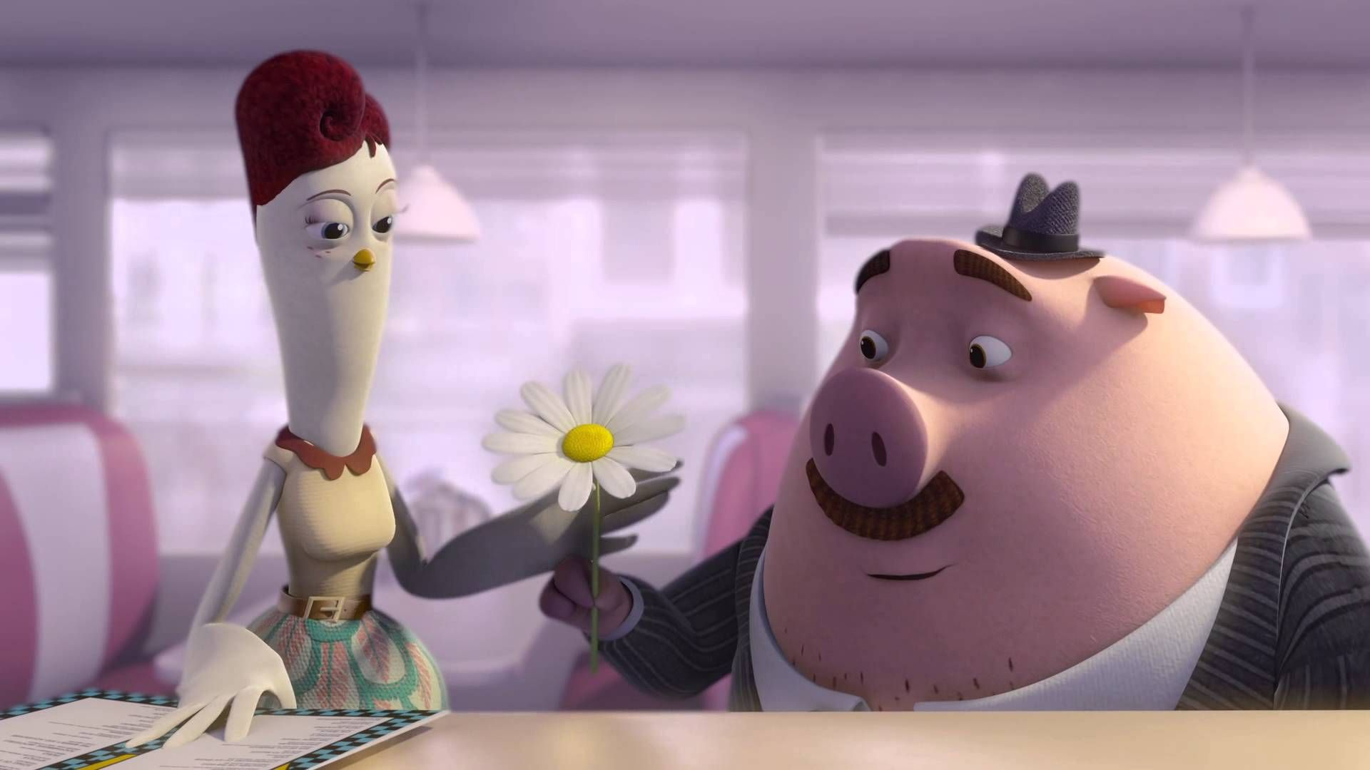 """CGI Animated Short Fillm HD: """"Chicken or the Egg"""" by Christine Kim"""