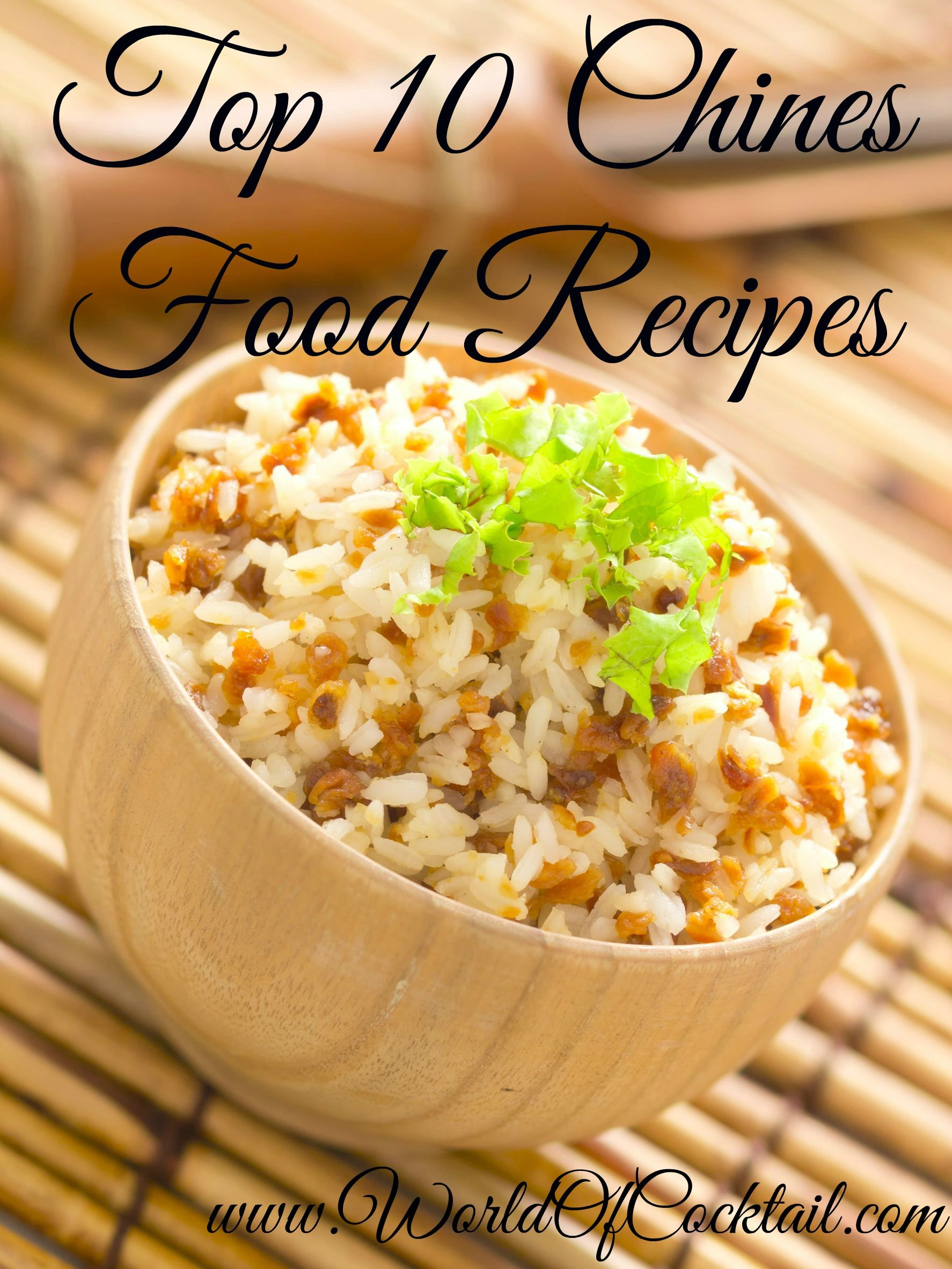 Top 10 chines food recipes fried rice rice and chinese recipes top 10 chines food recipes forumfinder Image collections