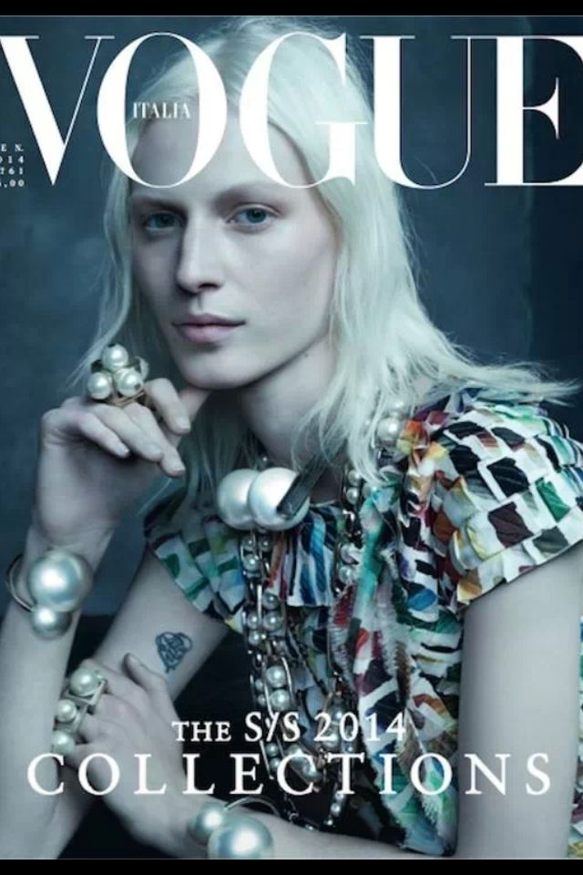 #Vogue #Italia #Collections