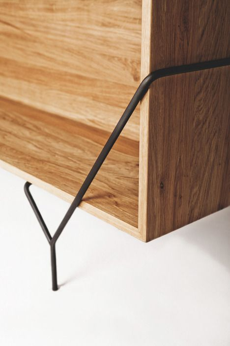 Thedesignwalker Bent Rod Leg I Either Need To Find A Source For These Or Start Having Them Made Furniture Inspiration Interior Furniture Cool Furniture