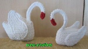 Schwan Häkeln Schwäne Pinterest Crochet