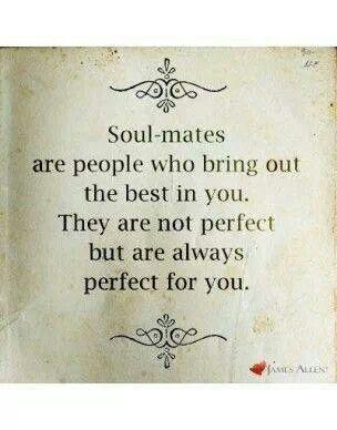 True soul mate