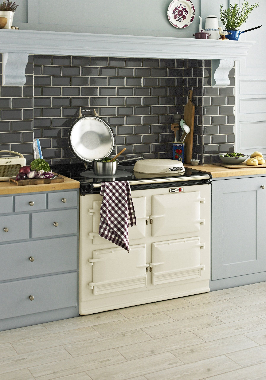 Berwick Charcoal This Color But Different Backsplash Gray Kitchen Backsplash Farmhouse Kitchen Colors Grey Kitchen
