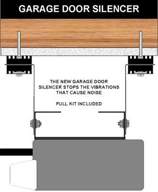 Garage Door Opener Soundproofing Garage Doors Sound Proofing Garage Door Opener