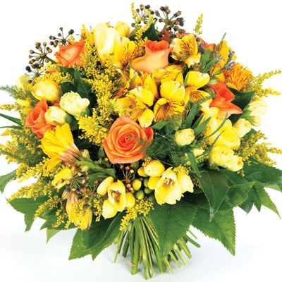 Online Flowers And Gifts Delivery To Mumbai With Same Day Option Your Yellow Bouquetsflower