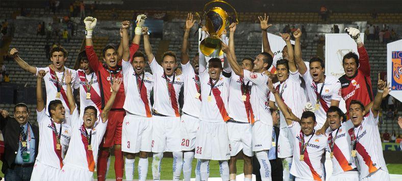 ¡Monarcas es campeón de Supercopa MX!
