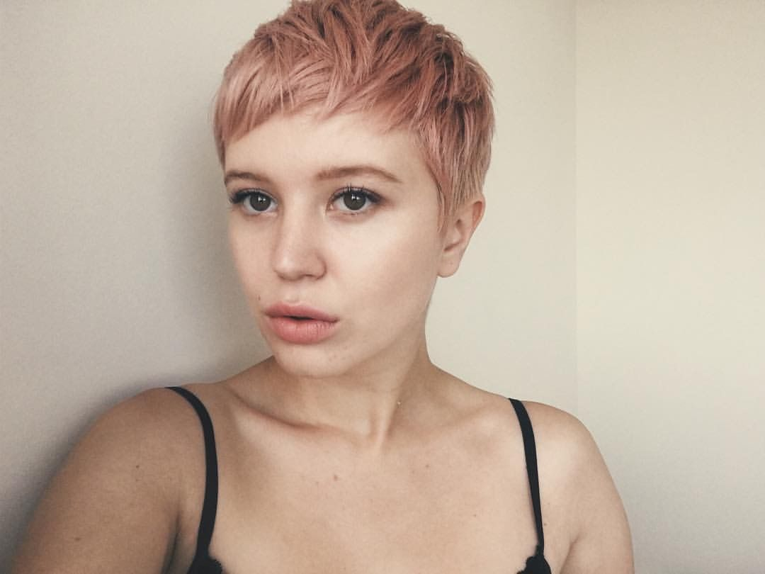 Omg loving this hairstyle pixies pinterest short hair