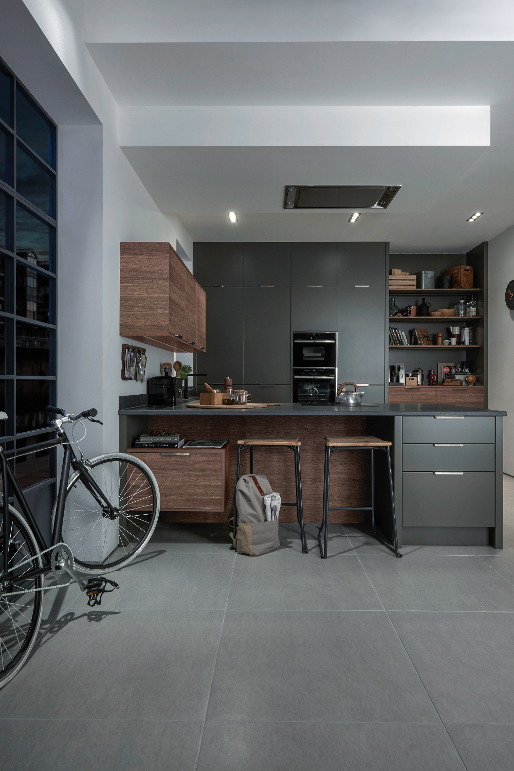 Life Kitchens' first central London showroom features
