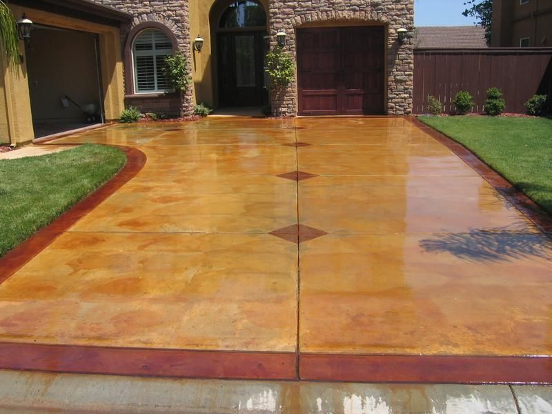 Image result for All about Decorative Concrete