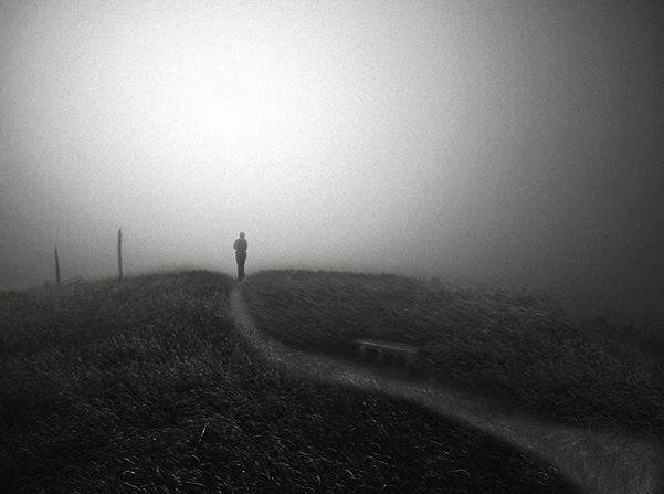 Image result for misty path