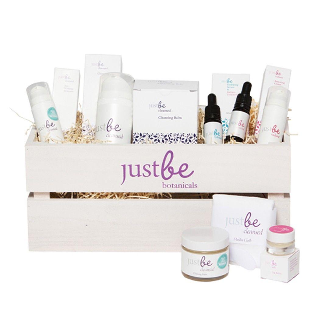 Natural Skincare Pamper Gift Hamper - Cruelty Free skincare - Facial ...